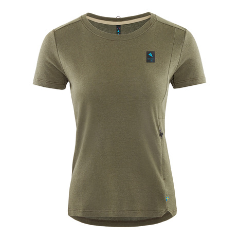 KLATTERMUSEN Vee Tee 20611-DUSTY GREEN (Men's)