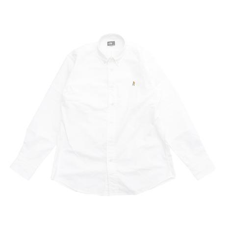 ノースフェイス(THE NORTH FACE) 送料無料 Tシャツ ロングスリーブヒムリッジシャツ NR11955 W (Men's)