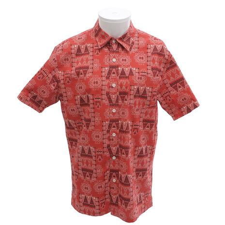 ペンドルトン S/S Surf Pt Shirt 19801663 RED (Men's)