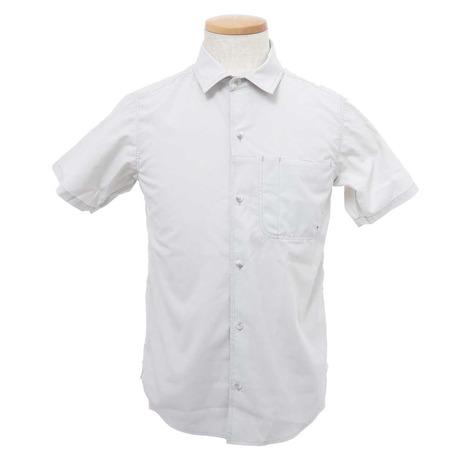 ティートンブロス(TETON BROTH) DEST.SHIRT メンズ 半袖シャツ TB171-55M White (Men's)