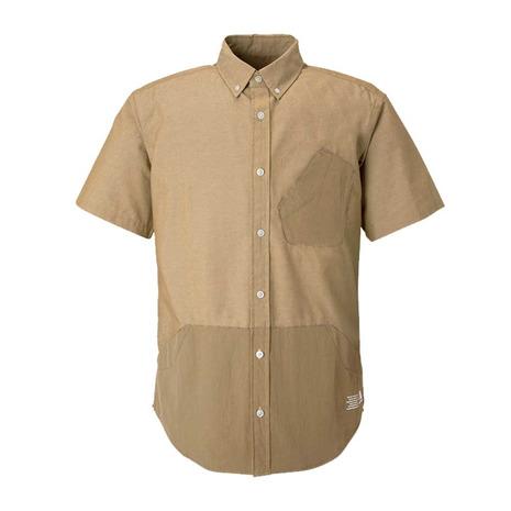 カリマー(karrimor) hybrid ショートスリーブTシャツ 51305M172-Beige/BQ (Men's)