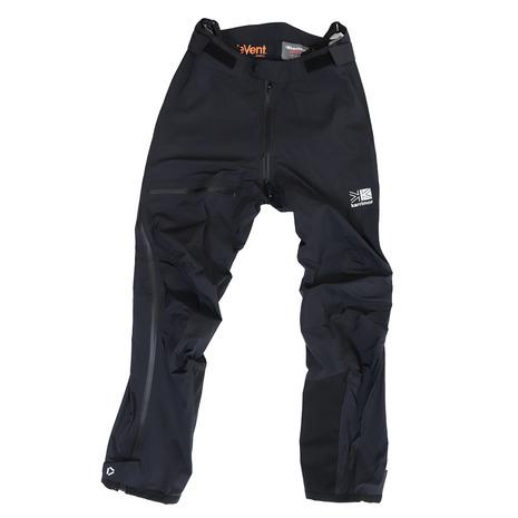 カリマー(karrimor) alpiniste パンツ 1P01UAI1-Black (メンズ)