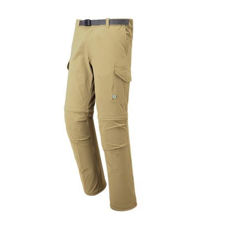 カリマー(karrimor) コンフィー コンバーチブルパンツ comfy convertible pants 21507M162-Beige トレッキングパンツ (Men's)