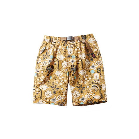 グラミチ(GRAMICCI) WEATHER P SHORTS GMP-18S021-BROWN BIRD (Men's)