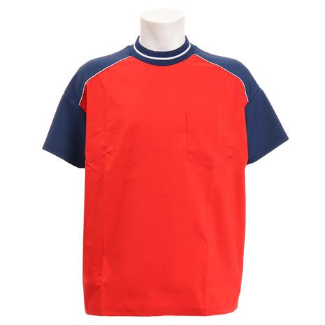 F/CE. クールマックス Tシャツ F1901FCUCU0009 RED (Men's)