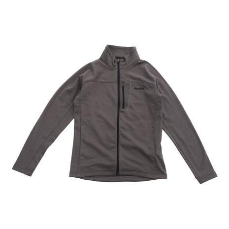 マーモット(MARMOT) ヒートナビ ボルケーノ フルジップシャツ TOMMJB74 GGYM (Men's)
