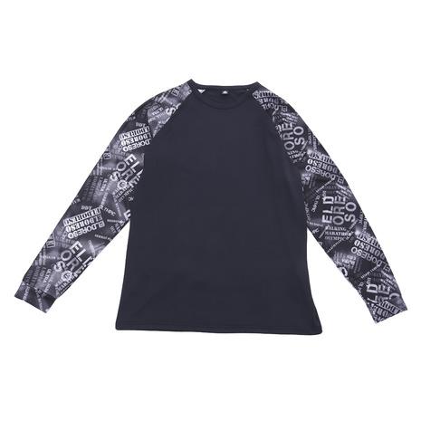 エルドレッソ(ELDORESO) ユーフォルニアロングTシャツ E1100628 BLACK (Men's)