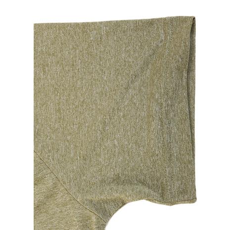 マーモット(Marmot) ゼビオ限定 ロゴハーフスリーブ Tシャツ MOT-S2346 LKHK (Men's)
