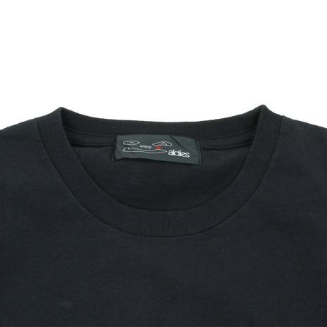 アールディーズ(ALDIES) ヒューマンピラミッド Tシャツ Human Pyramid T A102118 Black (Men's)