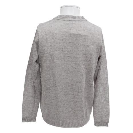 メーカーブランド(BRAND) 12GギアサスペックCN ボーダー 長袖Tシャツ 81010150 003 (Men's)