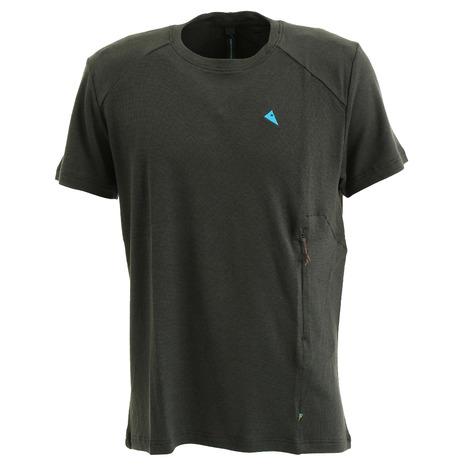 KLATTERMUSEN Vee 半袖Tシャツ 20611M81-RAVEN (Men's)