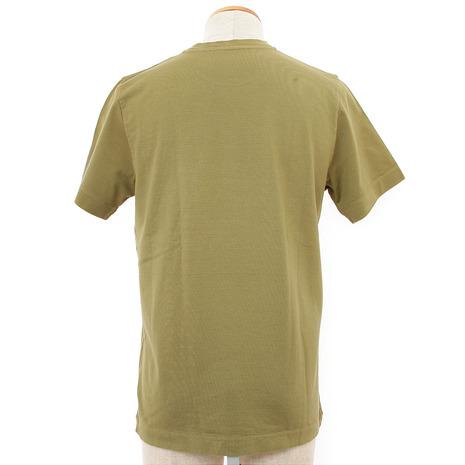 メーカーブランド(BRAND) gim オーガニックコンパクト草木染め Tシャツ 72160350 505 メンズ 半袖Tシャツ (Men's)