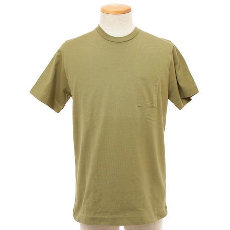 メーカーブランド(BRAND) オーガニックコンパクト草木染め Tシャツ 72160350 505 (Men's)