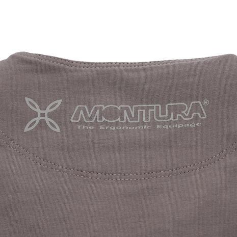 モンチュラ(MONTURA) ENGRAVES T-SHIRT MTGC68X 35 半袖Tシャツ (Men's)