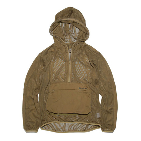 スノーピーク(snow peak) InsectShield Parka#2 JK-17SU106 Olive (Men's)
