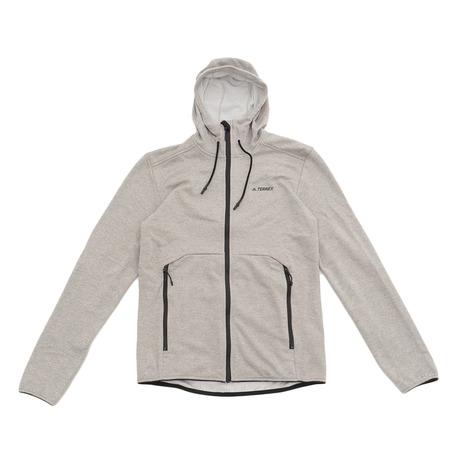アディダス(adidas) クライム THE CITY フリースフード付きジャケット J93-DT4105 (Men's)