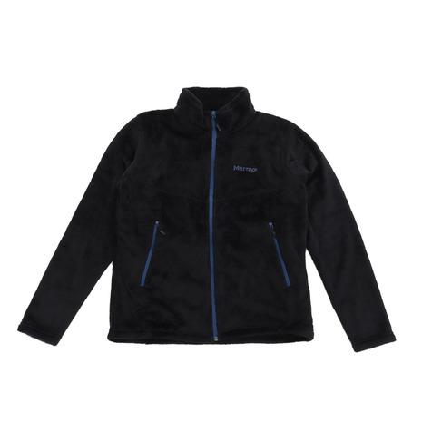 マーモット(MARMOT) Moon Fleece ジャケット TOMOJL40CH BK (Men's)