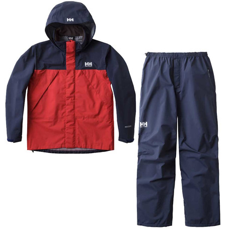ヘリーハンセン(HELLY HOE11701 HANSEN) Helly (Men's) Rain Suit Suit HOE11701 R (Men's), かねき質店:5396da91 --- officewill.xsrv.jp