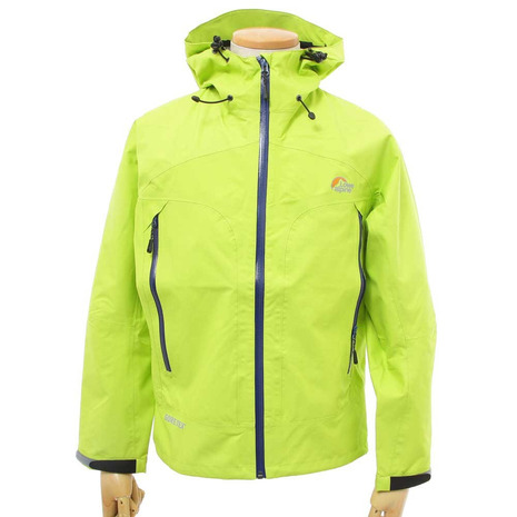 ロウアルパイン(Lowe alpine) LSM13003 GTX VENTURE PRO JACKET 13 M LIMEゴアテックス (Men's)