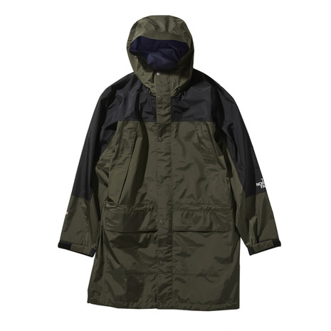 ノースフェイス(THE NORTH FACE) マウンテン RAINTEX COAT NP11940 NT (Men's)