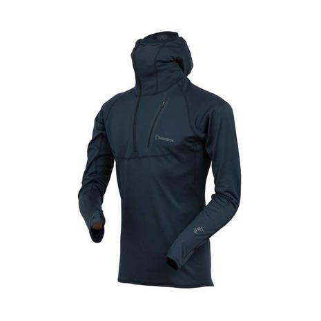 ティートンブロス(TETON BROTH) Power Wool MW Hoody TB181-25M Gray (Men's)
