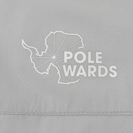 ポールワーズ(POLEWARDS) ウインドジャケット レディース PWO7S4084W LGRY (Lady's)