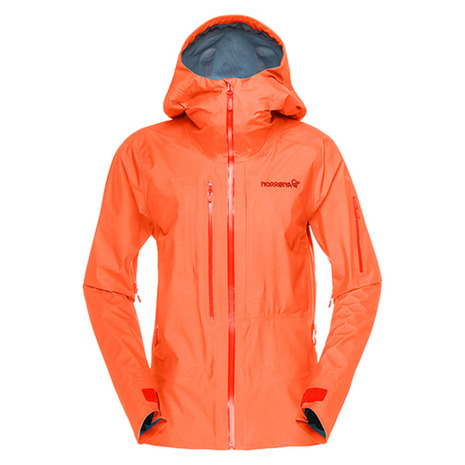 ノローナ(NORRONA) lofoten Gore-Tex Active Jacket 1056-17 5620 Orange Alert (Lady's)