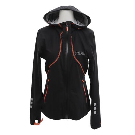 オリジナルマウンテンマラソン(OMM) カムレイカレースジャケット2 W OC012 Black (Lady's)