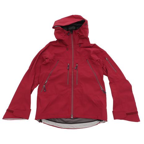 ティートンブロス(TETON BROTH) WS TB Jacket TB183-01W Red シェル (Lady's)