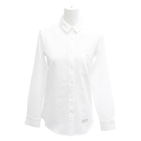 カリマー(karrimor) beni W's L/S shirts 51301W182 White (Lady's)