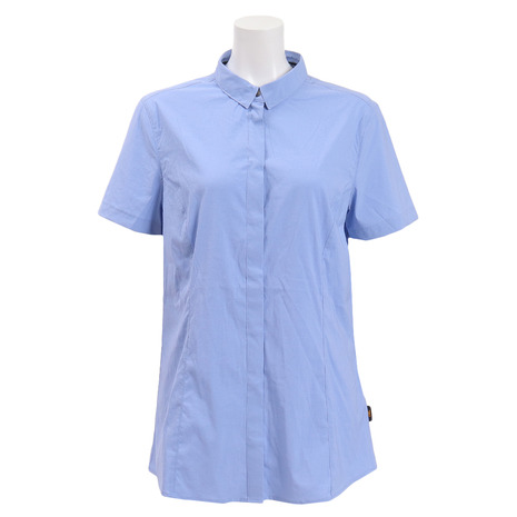 ジャックウルフスキン(JackWolfskin) 半袖シャツ W14029511011 (Lady's)