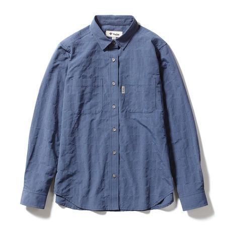 フォックスファイヤー(Foxfire) Cシールドプレザントシャツ 8212040-040 (Lady's)