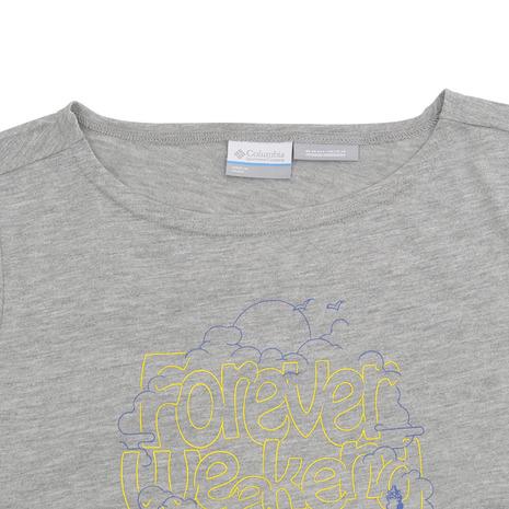 コロンビア(Columbia) リトルレモンウィアーハーバーウィメンズTシャツ PL2747 039 (Lady's)