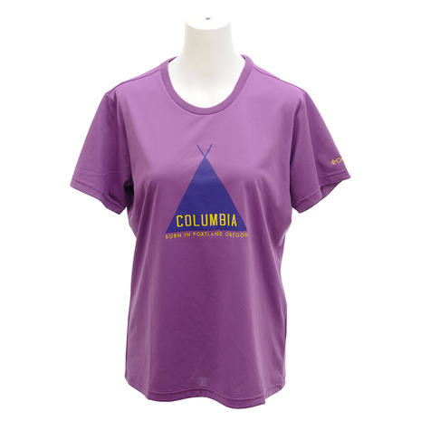 コロンビア(Columbia) ナイオブララパークウィメンズTシャツ PL2744 581 (Lady's)