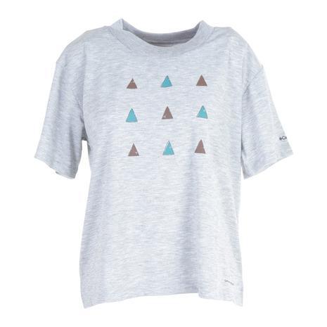 チープ 選び方自由 2点以上で5%OFFクーポン☆9 11迄 コロンビア 大人気 Columbia ハイクアンドライフショートスリーブTシャツ PL0155039 レディース 半袖Tシャツ