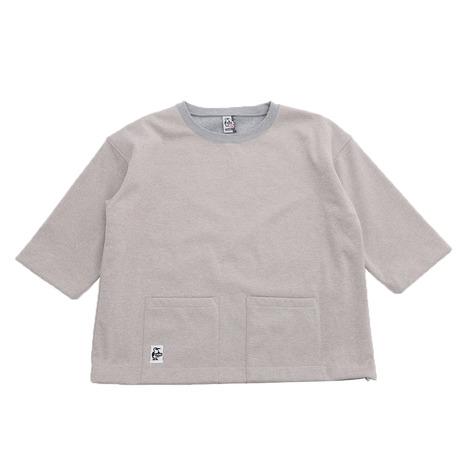 チャムス(CHUMS) ティーシェルスモックシャツ CH14-1109 H-Beige (Lady's)