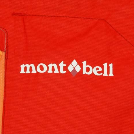 モンベル(mont-bell) トレントフライヤージャケット W 1128591 RDBR (Lady's)