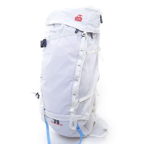 チャムス(CHUMS) グラフトン60 Grafton 60 CH60-2210-W001 White バックパック (Men's、Lady's)