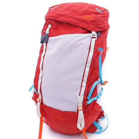 チャムス(CHUMS) グラフトン40 Grafton 40 CH60-2211-R001 Red バックパック (Men's、Lady's)