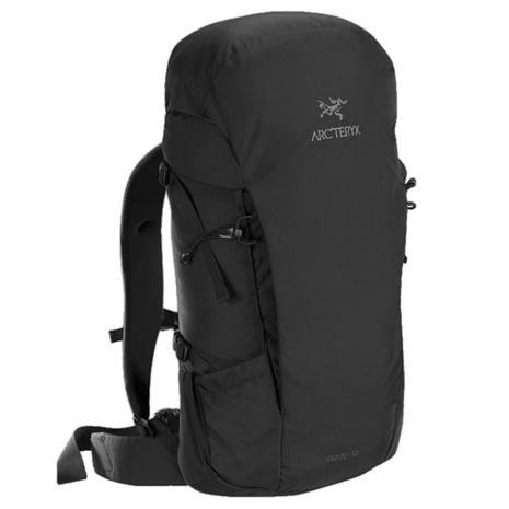 アークテリクス(ARC'TERYX) ブライズ32 バックパック Brize 32 Backpack L06842700 Black (Men's、Lady's)