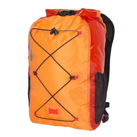 オルトリーブ(ORTLIEB) ライトパックプロ25 Light-Pack Pro 25 R605 軽量 防水防塵 IP64 バックパック (Men's、Lady's)