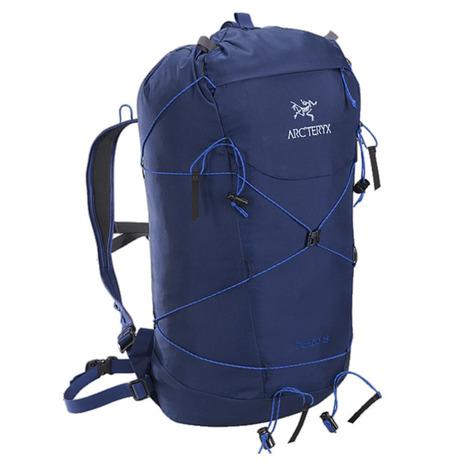 アークテリクス(ARC'TERYX) シエルゾ18 バックパック Cierzo 18 Backpack L06826600 Inkwell クライミング (Men's、Lady's), 大玉村:fc7d00f9 --- ma-broker.jp