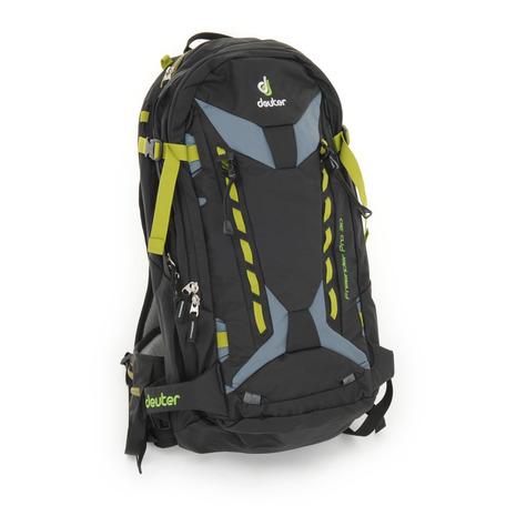 ドイター(deuter) フリーライダープロ30 Freerider Pro 30 D3303417-7410 black-granite スキー バックパック (Men's、Lady's)