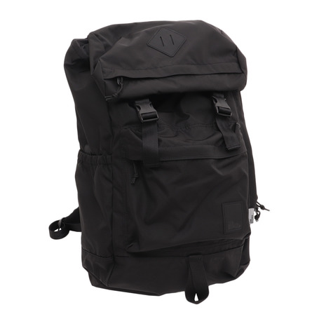 HILLSIDE BACKPACK S19HB420BLACK (Men's、Lady's)