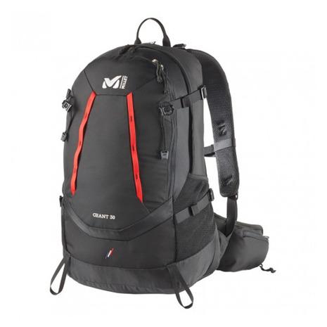 ミレー(Millet) ジェアン30 GEANT 30 MIS0542-0247 BLACK-NOIR バックパック (Men's、Lady's)