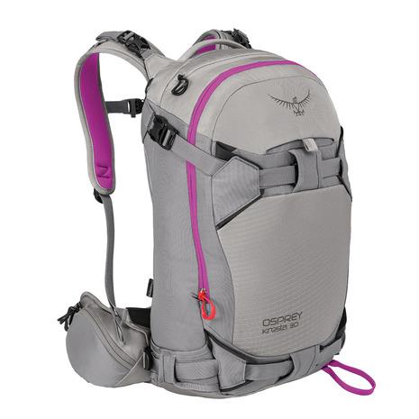 オスプレー(OSPREY) クレスタ30 女性用 OS52105001 トワイライトグレー スキー スノーボード バックパック (Lady's)