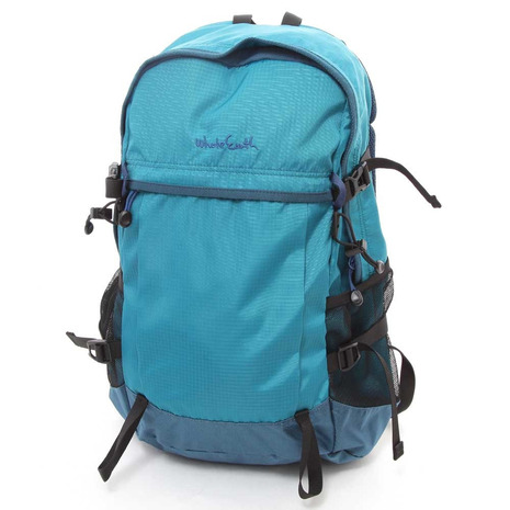 【最安値挑戦!】 ホールアース(Whole 25L RBLU Earth) BACKPAC 25L バックパック WES17F04-9002 RBLU (Men's BACKPAC、Lady's), アップルスポーツ:c38576c6 --- business.personalco5.dominiotemporario.com