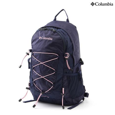 (※沖縄除く) バックパックII2018春夏モデル [Columbia] 送料無料 コロンビア バッグキャッスルロック (PU8184) (966) Eclipse Blue 25L