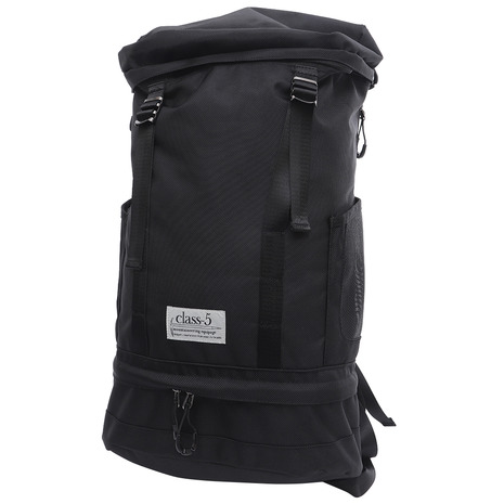クラスファイブ(CLASS-5) X-F BOX DAYPACK C5-103 BK (Men's、Lady's)