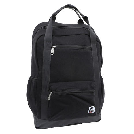 チャムス(CHUMS) Square Day Pack Sweat Nylon CH60-2518-K018 (Men's、Lady's)